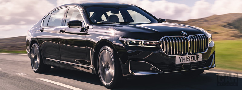 Cars wallpapers BMW 730Ld UK-spec - 2019 - Car wallpapers