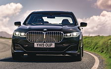 Cars wallpapers BMW 730Ld UK-spec - 2019