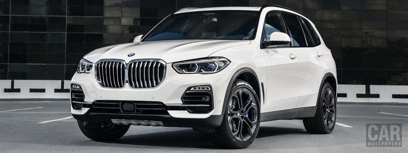 Cars wallpapers BMW X5 xDrive30d US-spec - 2018 - Car wallpapers