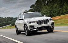 Cars wallpapers BMW X5 xDrive30d US-spec - 2018