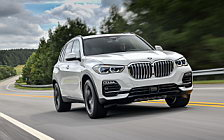 Cars wallpapers BMW X5 xDrive30d US-spec - 2018
