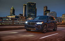 Cars wallpapers BMW X5 xDrive40i xLine US-spec - 2018
