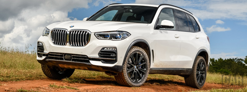 Cars wallpapers BMW X5 xDrive40i US-spec - 2018 - Car wallpapers