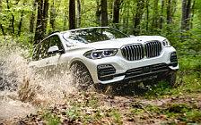 Cars wallpapers BMW X5 xDrive40i US-spec - 2018