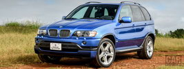 BMW X5 4.6is US-spec - 2002
