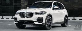 BMW X5 xDrive30d US-spec - 2018