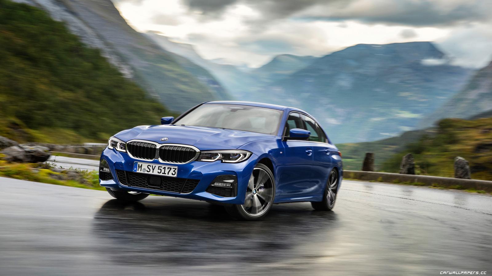 Cars desktop wallpapers BMW 330i M Sport - 2019