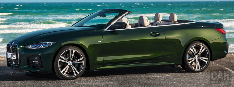 Cars wallpapers BMW 430i Convertible M Sport - 2020 - Car wallpapers