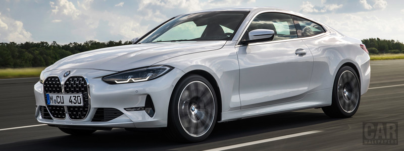 Cars wallpapers BMW 430i Coupe Luxury Line - 2020 - Car wallpapers