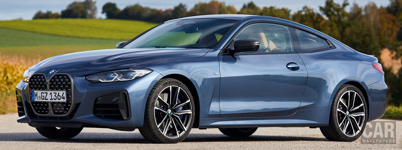 Cars wallpapers BMW M440i xDrive Coupe - 2020 - Car wallpapers