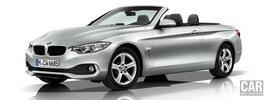 BMW 4-series Convertible - 2013