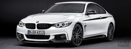 BMW 4-series Coupe M Performance Package - 2013