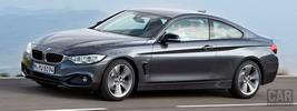 BMW 420d Coupe Sport Line - 2013