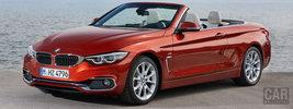 BMW 430i Convertible Luxury Line - 2017
