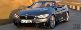 BMW 435i Convertible M Sport Package - 2013