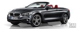 BMW 435i Convertible Sport Line - 2013