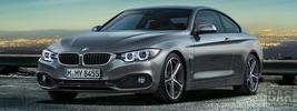 BMW 435i Coupe Sport Line - 2013