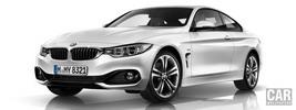 BMW 435i xDrive Coupe Sport Line - 2013