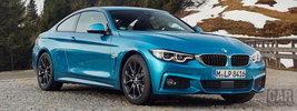 BMW 440i Coupe M Sport - 2017