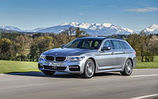 Cars wallpapers BMW 530d Touring M Sport - 2017