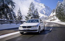 Cars wallpapers BMW 530e iPerformance - 2017