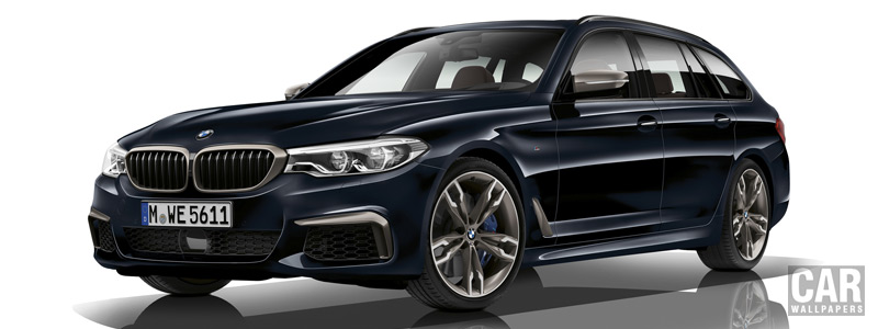 Cars wallpapers BMW M550d xDrive Touring - 2017 - Car wallpapers