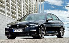 Cars wallpapers BMW M550i xDrive Sedan - 2017