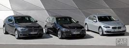 BMW 5-series - 2013