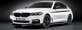 BMW 5-series Sedan M Performance Accessories - 2017