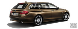 BMW 5-series Touring Individual - 2013