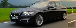BMW 518d Luxury Line - 2014