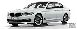 BMW 520d Sedan Sport Line - 2017