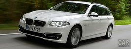 BMW 520d Touring Luxury Line - 2014