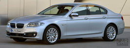 BMW 530d Luxury Line - 2013