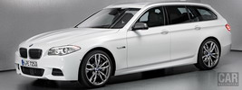 BMW M550d xDrive Touring - 2012