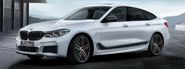 BMW 6-series Gran Turismo M Performance Parts - 2017