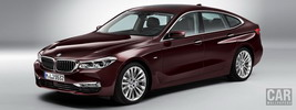 BMW 630d xDrive Gran Turismo Luxury Line - 2017