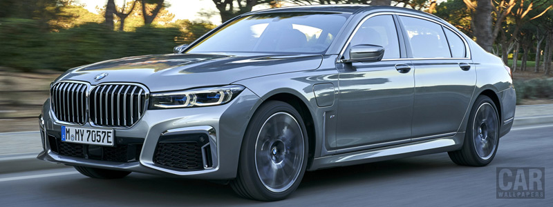 Cars wallpapers BMW 745Le xDrive M Sport - 2019 - Car wallpapers