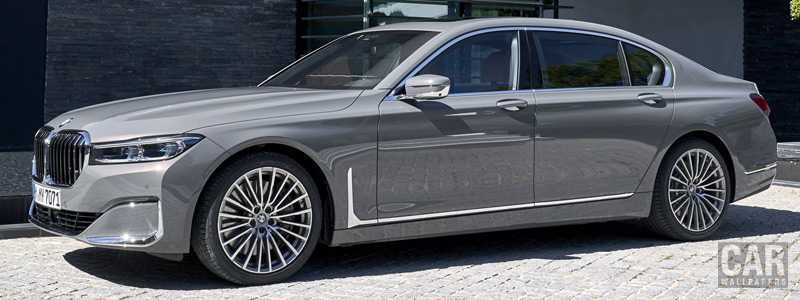 Cars wallpapers BMW 750Li xDrive - 2019 - Car wallpapers