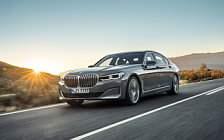 Cars wallpapers BMW 750Li xDrive - 2019