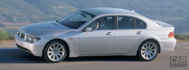 BMW 7-series - 2002