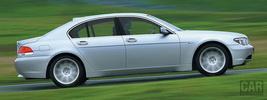 BMW 7-series UK version - 2002