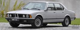 BMW 733 High Security - 1977-1986