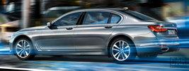 BMW 740Le - 2015