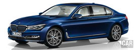 BMW 740Le iPerformance Individual THE NEXT 100 YEARS - 2016
