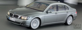 BMW 750Li - 2005