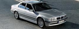 BMW 750iL High Security - 1998-2001