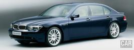 BMW Individual Concept Car 760Li Yachtline - 2002