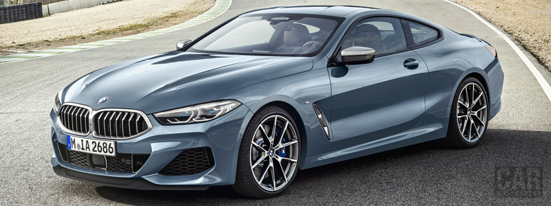 Cars wallpapers BMW M850i xDrive - 2018 - Car wallpapers