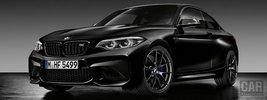 BMW M2 Coupe Edition Black Shadow - 2018